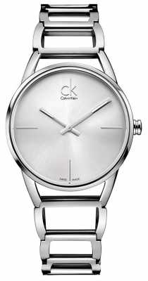 Calvin Klein ladies Stately watch K3G23126