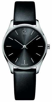 Calvin Klein Classic Leather Women's Watch K4D221C1