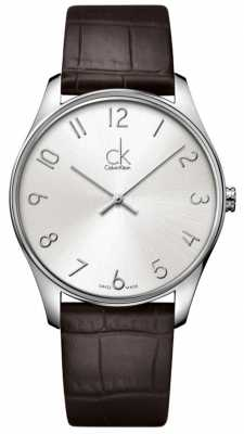Calvin Klein Classic Mens Watch K4D211G6