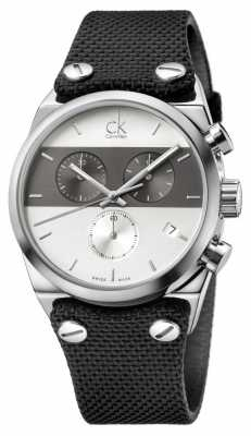 Calvin Klein Eager Chronograph Men's Watch K4B381B6
