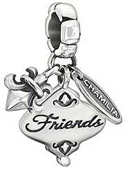 Chamilia Sterling Silver - Her Gift of Friends 2010-3145