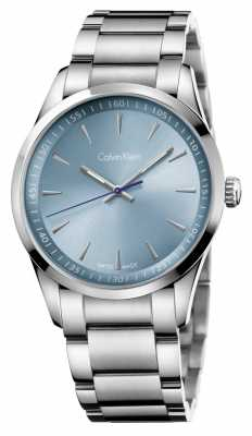 Calvin Klein Bold Light Blue Watch K5A3114X
