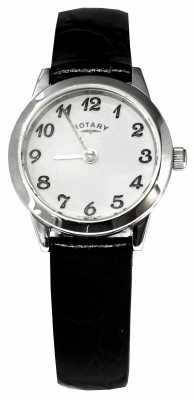 Rotary Ladies' Classic Steel Watch LS00761