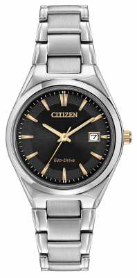 Citizen Womens Bracelet Eco-Drive Watch EW1970-55H