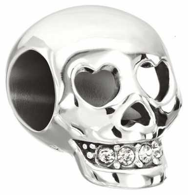 Chamilia Love You To Death Heart Skull 2010-3158