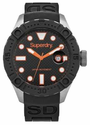 Superdry Mens Scuba Deep Sea Watch SYG140B