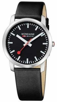 Mondaine Mens Swiss Railways A638.30350.14SBB