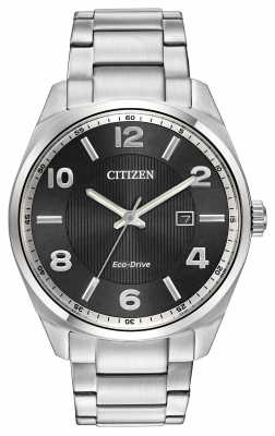 Citizen Mens' Bracelet Mens Date Display Watch BM7320-52H
