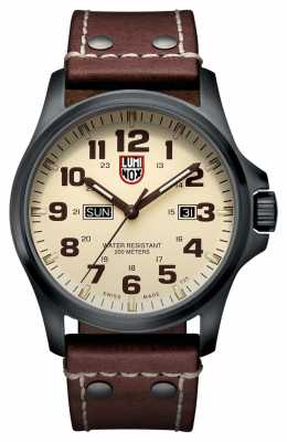 Luminox Atacama Field Day Date Gunmetal Watch XL.1927