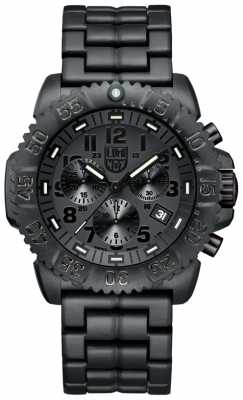 Luminox Navy Seal Colormark 3080 Blackout Chronograph XS.3082.BO