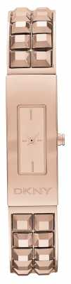 DKNY Womens Beekman, Rose Gold Watch NY2229