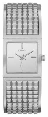 DKNY Ladies Bryant Park Silver Watch NY2230