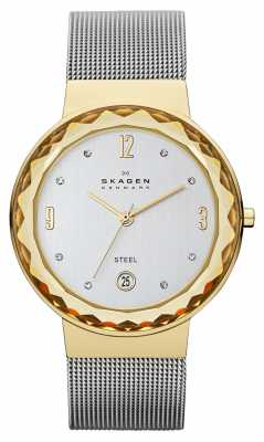 Skagen Ladies Klassik Mesh Watch SKW2002