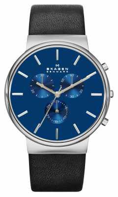 Skagen Ancher Mens Chronograph Watch SKW6105