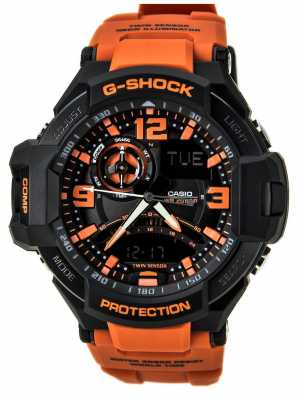 Casio G-Shock Mens Chronograph Watch GA-1000-4AER