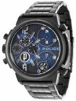 Police Python Mens Black PVD Chrono 13595JSB/03M