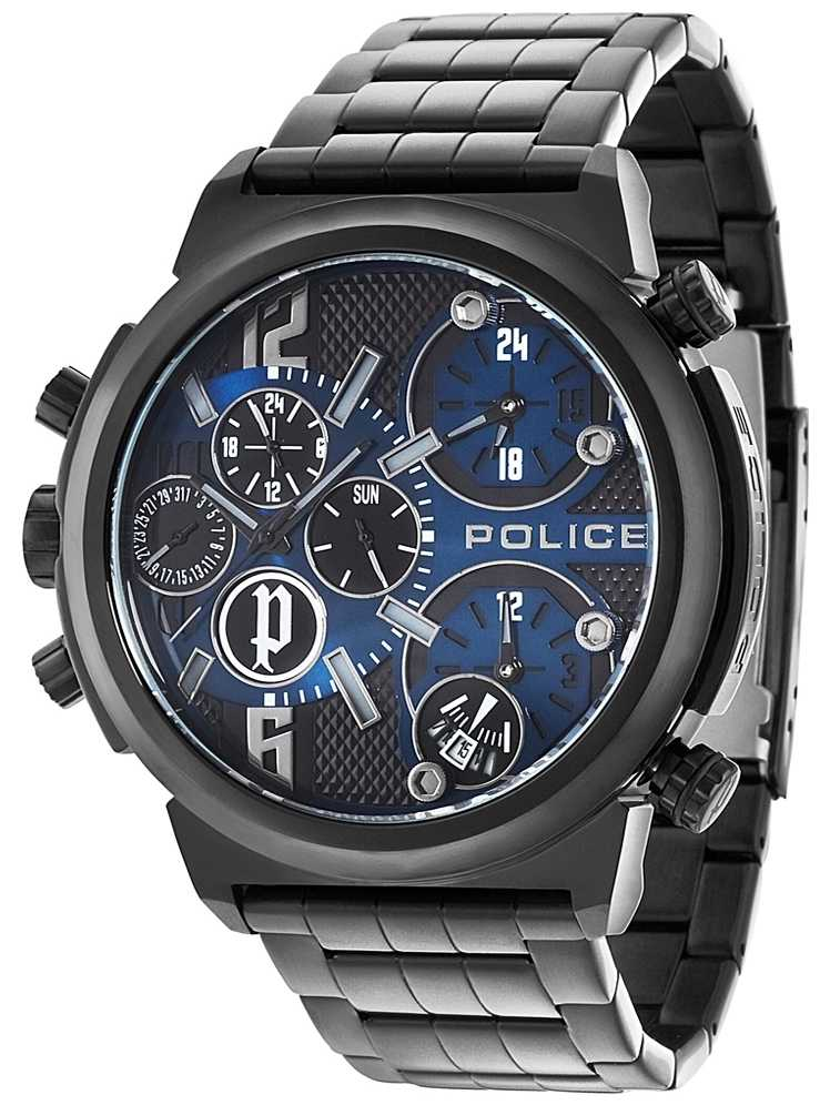 Police 13595JSB/03M