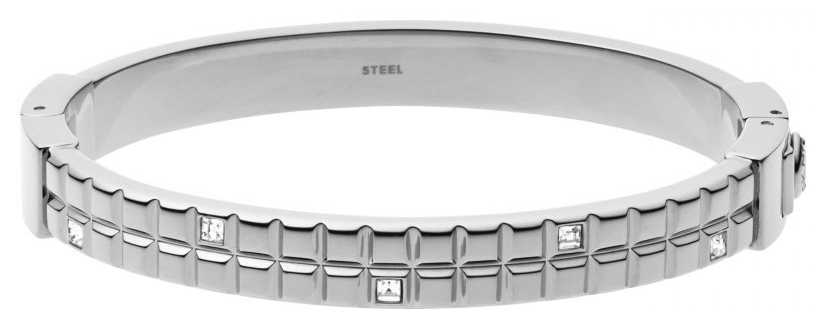 DKNY Urban Essentials Stainless SteelBangle NJ2107040