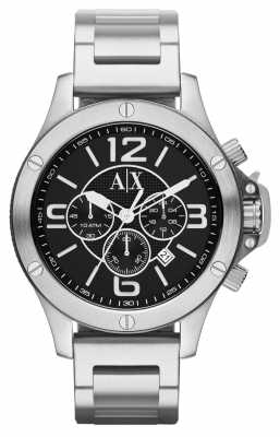 Armani Exchange Mens Chronograph Watch AX1501