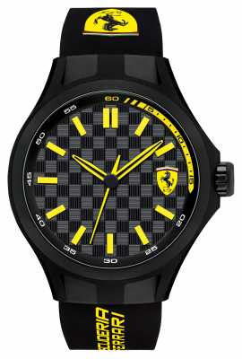 Scuderia Ferrari Gent's Pit Crew Watch 0830158