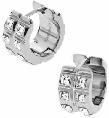 DKNY Urban Essential Earrings Silver NJ2110040