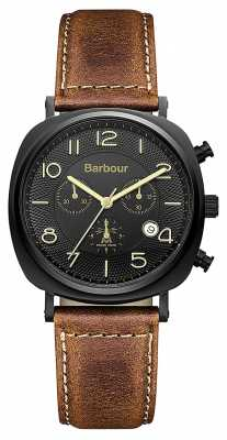 Barbour Mens Barbour Watch BB019BKTN