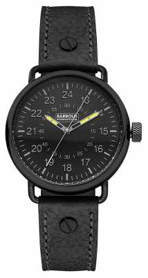 Barbour Fowler International Mens Watch BB022BKBK