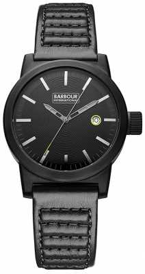 Barbour Halsted Mens Watch BB024BKBK