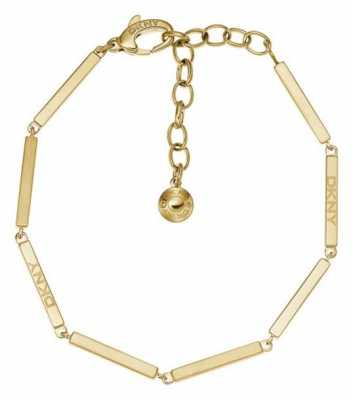 DKNY Gold PVD plated Urban Elegance Bracelet NJ2133710
