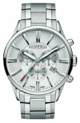 Roamer Mens Superior Chronograph 508837411550