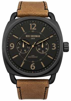 Ben Sherman London Mens Day/Date Watch WB006BR