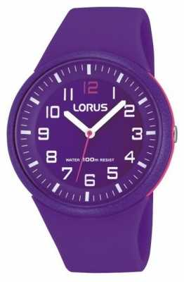 Lorus Unisex Strap Watch RRX57DX9