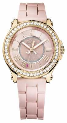 Juicy Couture Ladies' Pedigree watch in pink 1901054