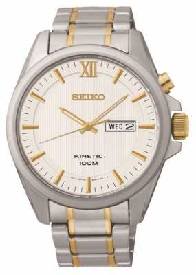 Seiko Mens Kinetic SMY161P1