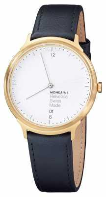 Mondaine Mens Mondaine Watch MH1.L2211.LB