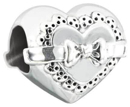 Chamilia Love Token Heart Charm 2010-3263