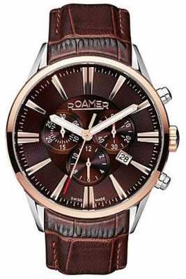 Roamer Mens Superior Chronograph 508837416505