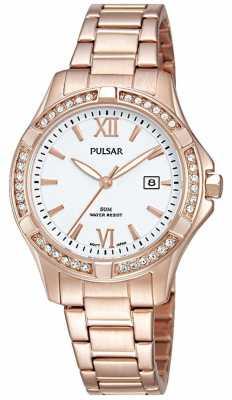 Pulsar Swarovski® Dress Watch PH7414X1