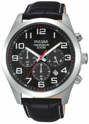 Pulsar Mens Chronograph Watch PT3667X1