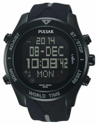 Pulsar Alarm Chronograph Watch PQ2041X1