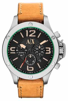 Armani Exchange Wellworn Mens Chronograph Watch AX1516
