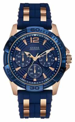 Guess Gent's Oasis Multi Function Watch W0366G4