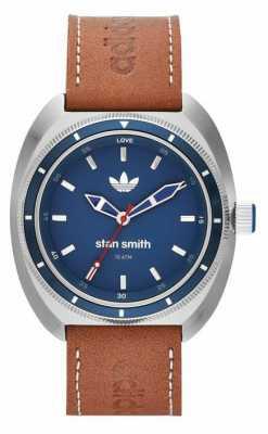 adidas Originals Stan Smith Dark Brown Watch ADH3006