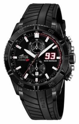 Lotus Mens Marc Marquez Chrono GP Special Edition L18104/1