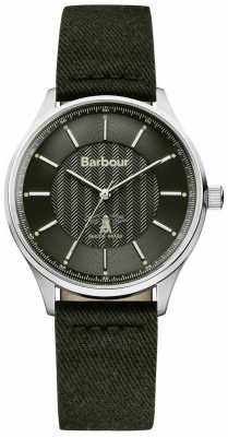 Barbour Mens Glysdale Fuse Black Watch BB021SLBK