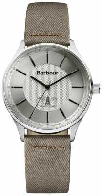 Barbour Mens Glysdale Fuse Honey Brown Watch BB021SLCH