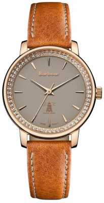 Barbour Ladies Barbour Watch BB032RSTN