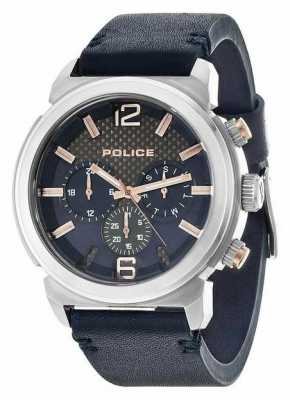 Police Mens Concept Multi Function Watch 14377JS/03