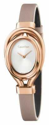 Calvin Klein Ladies' Belt watch K5H236X6