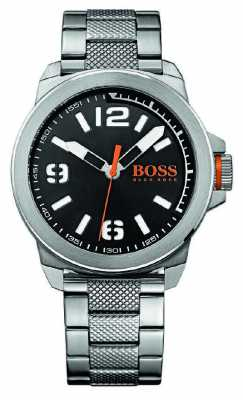 Hugo Boss Orange Mens New York Classic Bracelet Watch 1513153